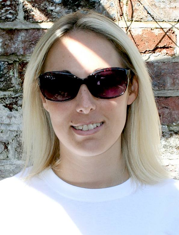 Hayley, Miss Ocean competition events manager