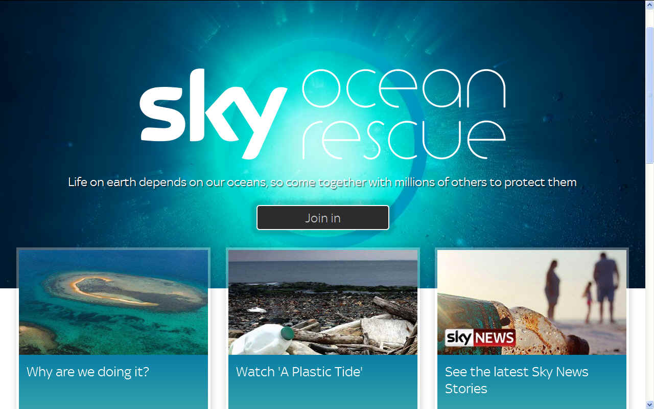 Sky oceans sky ocean rescue television documentary sciox Image collections